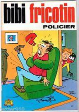 BIBI FRICOTIN n°25 ¤ POLICIER ¤ SPE 1974