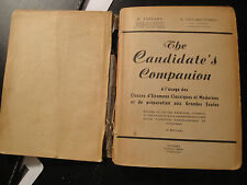 Livre Scolaire Anglais-The Candidate's Companion