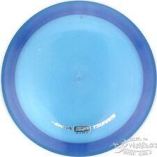 New Blue Sparkle Tsunami Overstable Distance Driver 165g Dga Disc Golf Sp Fast