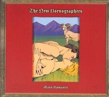 The New Pornographers Mass Romantic used cd