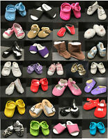 40 Styles - 18 inch & 15 Inch Doll Shoes - Fit American Girl Bitty Baby Dolls