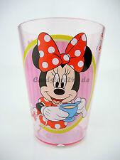 Disney Minnie Maus ACRYL Kinder Becher Trinkbecher 295ml rosa Mouse