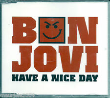 Bon Jovi - Have a nice day (2005) CDSingle NEW Miss a forth a july. I get a rush