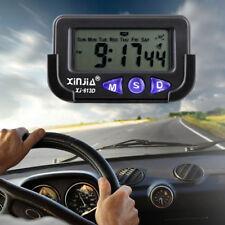 Auto Car Interior Jumbo Clock Dashboard Digital Time Date Clear LCD Display