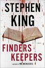 Brand New Finders Keepers by Stephen King Hardcover