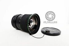 Hanimex Japan 28-80mm 3.5-4.5 MC Macro Zoom lens for M42 fit with caps