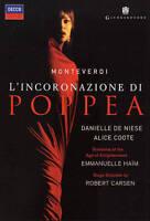 Claudio Monteverdi L'incoronazione di Poppea DVD Danielle de Niese Alice Coote