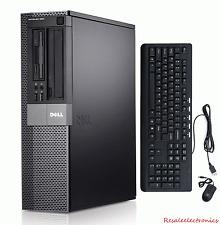 Fast Dell 960 Desktop SFF Computer Core 2 Duo CPU 8GB RAM 500GB Windows 10 DVDRW