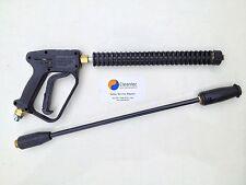 Powerbase Xtreme Screw On Pressure Washer Replacement Trigger Gun Variable Lance