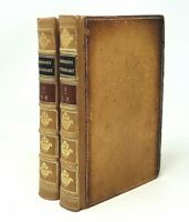 Samuel Johnson Dictionary of the English Language 3rd Ed 1766 2 Volumes