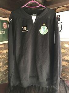 Shamrock Rovers adults Football Training Jumper Sweat Shirt L/S Extra Large XL