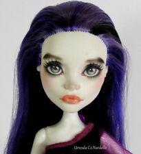 Spectra Vondergeist * monster high * Repaint Custom OOAK repainted Doll