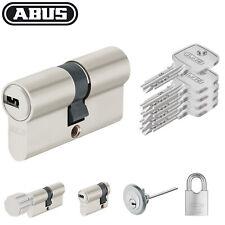 ABUS EC550 Profilzylinder Gleichschließend Schließanlage mit 5 Wendeschlüssel