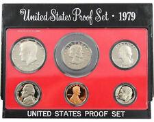 1979 S US Mint Proof Coin Set