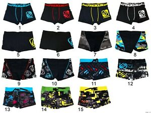New with Tags Swim Boxer Briefs Swimming Shorts for Boy's FRE3GUN