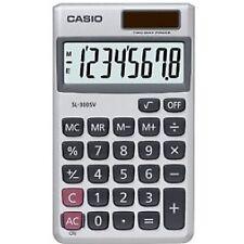 4971850167815 Casio Sl300sv Pocket Calculator 8 DIGIT Display
