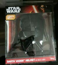 Star Wars Darth Vader Deco Light - neu 3DlightFX