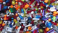 1000+ ADD ON SMALL DETAIL LEGO BRAND NEW LEGOS PIECES HUGE BULK LOT PARTS Bin#2