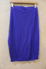 ae9d10ebc NWT - Misses Old Navy Jersey Pencil Knit Blue Midi Skirt - Size S/P