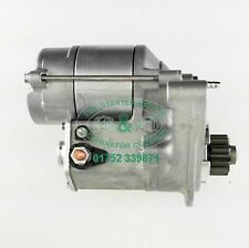 VARIOUS LATE LAND ROVER APPLICATIONS STARTER MOTOR 428000-6770 NEW & OE