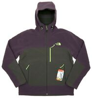 The North Face Purple/Gray Apex Bionic Hoodie Jacket Men's Size L 14790
