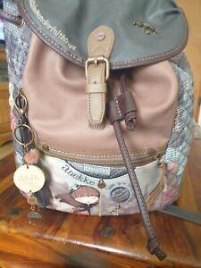 Anekke Decorative Large Backpack