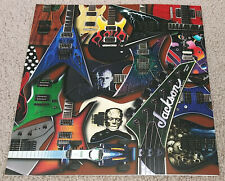 2000 Jackson Electric Guitar Catalog Full Color *New*