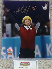 APOLO ANTON OHNO AUTOGRAPHED SIGNED 8 X 10 PHOTO MOUNTED MEMORIES AUTHENTIC COA