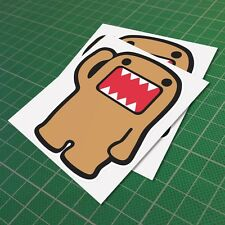 Domo Decal Vinyl Funny Car Window JDM Euro Sticker 150 mm 6''