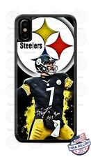 Pittsburgh Steelers Ben Roethlisberge Phone Case Cover For iPhone Samsung Google