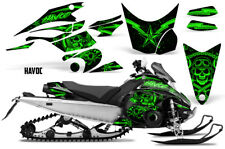 Yamaha FX Nytro Decal Graphic Kit Sled Snowmobile Wrap Decals 2008-2014 HAVOC G