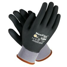 Gtek 34 876 Maxiflex Ultimate Nitrile Fully Coated Gloves 12 Pair Pack Pick Size