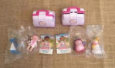 DOC MCSTUFFINS Pet Rescue Doc Surprise Mini Bag  set of 2 as pictured