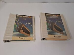 Commodore 64 Programmer's Reference Guide & User's Guide