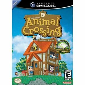 Animal Crossing Nintendo Gamecube