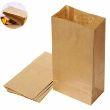 Brown Recyclable Candy US Kraft Gift Paper Packaging Bags Wedding 10X Food