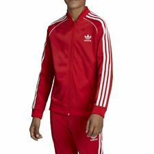 Track top adidas Superstar Red Kids