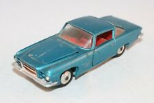 Corgi Toys 241 Ghia L6.4 with Chrysler V8 engine in played condition