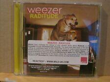WEEZER Raditude PROMO copy 2009 Interscope Records freeUKpost
