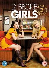 2 Broke Girls – Season 3 [2014] (DVD) Kat Dennings, Beth Behrs, Garrett Morris