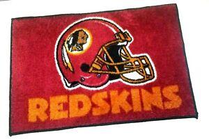 Washington Redskins Door Mat Rug Doormat Floor Mat NFL Licensed 29.5 x 20
