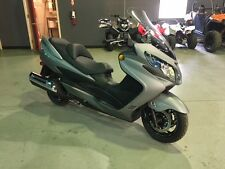 BRAND NEW 2016 SUZUKI BURGMAN 400 ABS SCOOTER $5999 SAVE GAS CALL ADAM TODAY
