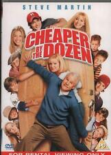 (DVD)Cheaper By The Dozen-2003--VG
