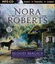 Nora ROBERTS / BLOOD MAGICK       [ Audiobook ]
