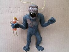 VINTAGE KING KONG RUBBER JIGGLER (EXCELLENT CONDITION) FROM 1973