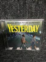 YESTERDAY -  ORIGINAL SOUNDTRACK (CD) BRAND NEW SEALED. Album. Freepost In Uk