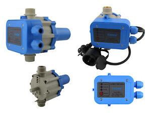 Pumpensteuerung SKD-1, elektronischer Druckschalter + Ersatzteile YAODA