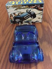 Vintage Avon Dune Buggy Sports Rally Bracing Hair Lotion Decanter Bottle Empty