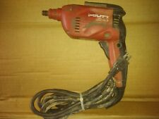 Hilti Sd 45 Corded Drywall Screw Gun for Repair