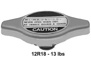 Radiator Cap ACDelco 12R18
